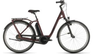 Cube Town Hybrid EXC Easy Entry red´n´black 2020 von Fahrrad Imle, 74321 Bietigheim-Bissingen