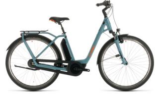 Cube Town Hybrid Pro Easy Entry blue´n´orange 2020 von Fahrrad Imle, 74321 Bietigheim-Bissingen