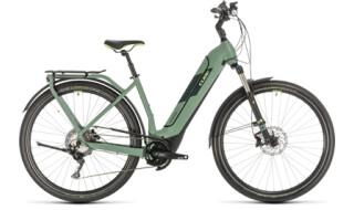 Cube Kathmandu Hybrid EXC 625 green´n´green Easy Entry von Rundum, der Fahrradladen, Matthias Ilg, 73433 Aalen - Wasseralfingen