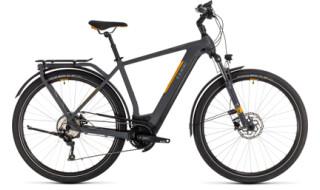 Cube Kathmandu Hybrid Pro 625 grey´n´orange von Zweiradsport Geyer GmbH, 88410 Bad Wurzach