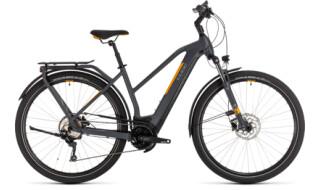 Cube Kathmandu Hybrid Pro 625 Trapez grey´n´orange von Rundum, der Fahrradladen, Matthias Ilg, 73433 Aalen - Wasseralfingen
