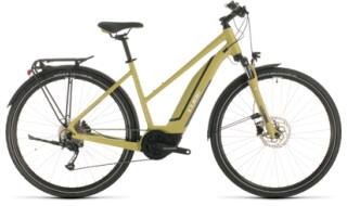 Cube Cube Touring Hybrid ONE 400 green´n´white 2020 Trapeze von bikeschmiede-Ahl, 63628 Bad Soden Salmünster