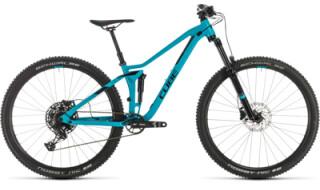 Cube Sting WS 120 EXC turquoise´n´black 2020 von Fahrrad Imle, 74321 Bietigheim-Bissingen