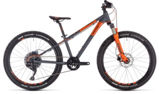 Cube Reaction 240 TM black´n´orange 2020 von Fahrrad Imle, 74321 Bietigheim-Bissingen