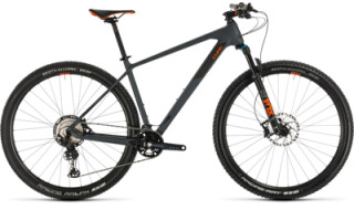 Cube Reaction C:62 Race grey´n´orange 2020 von Fahrrad Imle, 74321 Bietigheim-Bissingen