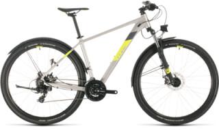 Cube Aim Allroad silver´n´flashyellow 27,5er 2020 von Fahrrad Imle, 74321 Bietigheim-Bissingen