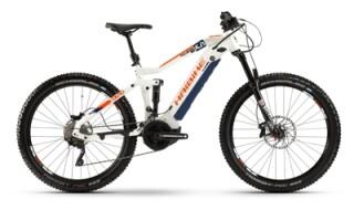 Haibike SDuro FullSeven LT 5.0 weiß-blau von Zweirad Center Legewie, 42651 Solingen