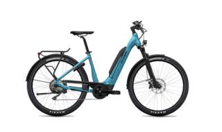 FLYER Flyer Upstreet5 7.23 Comf blue 2020 von bikeschmiede-Ahl, 63628 Bad Soden Salmünster