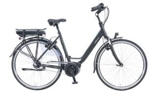 Batavus Garda E-Go, Black matt von Bike & Co Hobbymarkt Georg Müller e.K., 26624 Südbrookmerland