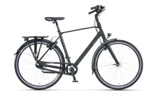 Batavus Escala, Herren, Black matt von Bike & Co Hobbymarkt Georg Müller e.K., 26624 Südbrookmerland