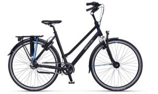 Batavus Agudo, Trapez, Black matt von Bike & Co Hobbymarkt Georg Müller e.K., 26624 Südbrookmerland