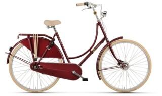 Batavus Old Dutch, Dark Red von Bike & Co Hobbymarkt Georg Müller e.K., 26624 Südbrookmerland