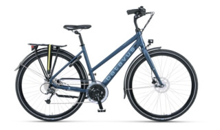 Batavus Avido, Trapez, Deep-Blue matt von Bike & Co Hobbymarkt Georg Müller e.K., 26624 Südbrookmerland