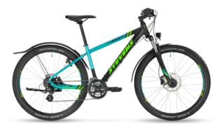 Stevens Furious MTB Hardtail, 27,5 Zoll Tahoe Turquoise von Henco GmbH & Co. KG, 26655 Westerstede