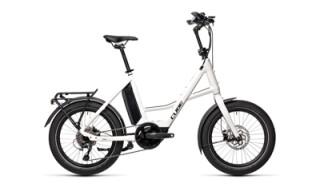 Cube Compact Hybrid Sport white´n´black von Fahrradwelt Seng, 36100 Petersberg
