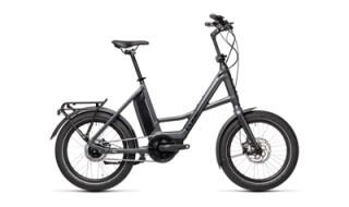 Cube Compact Hybrid iridium´n´black von Fahrradwelt Seng, 36100 Petersberg