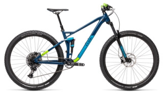 Cube Stereo 120 Pro blueberry´n´green von Bike Service Gruber, 83527 Haag in OB
