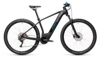 Cube Reaction Hybrid ONE 500 29 black´n´blue von Fahrradwelt Seng, 36100 Petersberg