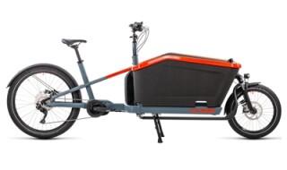 """Cube Cube Cargo Hybrid Sport 20"""" / 27.5 / M von Rundum, der Fahrradladen, Matthias Ilg, 73433 Aalen - Wasseralfingen"""