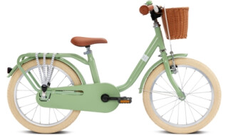 Puky STEEL CLASSIC 18 -  Retro green/Green von Bike Service Gruber, 83527 Haag in OB