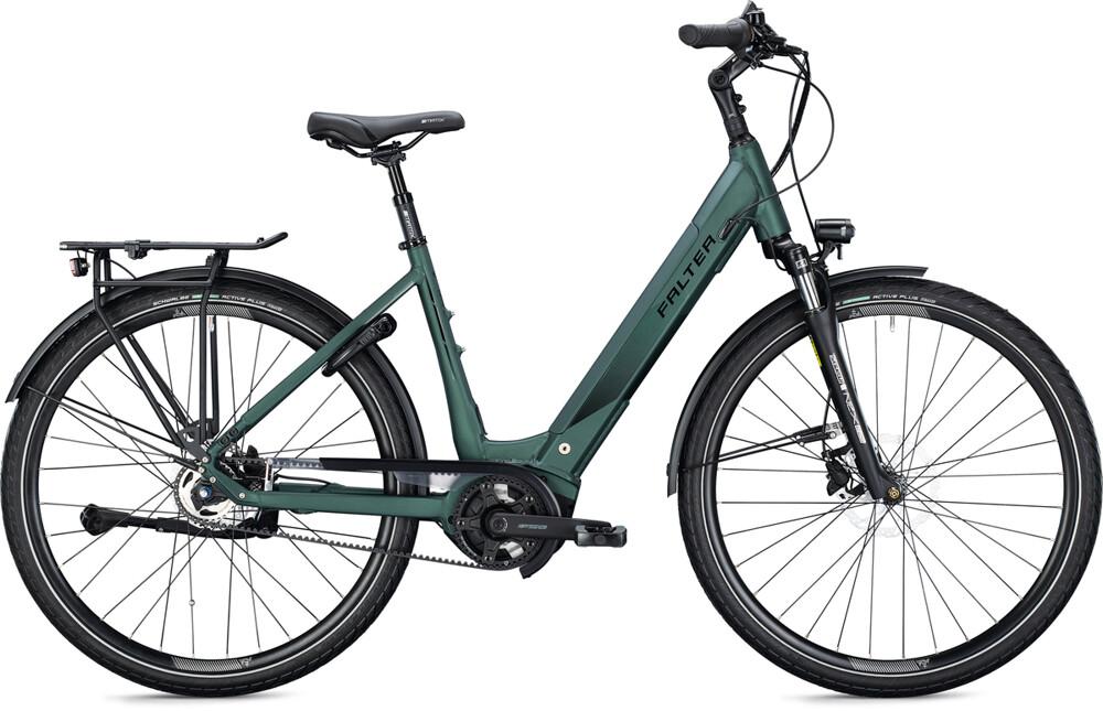Bikeshops.de - FALTER E 9.8 FL von Fahrrad Becker GmbH in ...