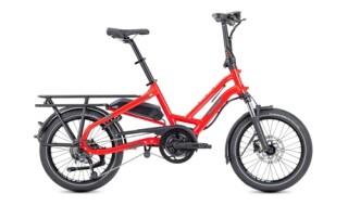 Tern Elektro-Kompaktrad HSD P9 Mod.21 red von Just Bikes, 10627 Berlin