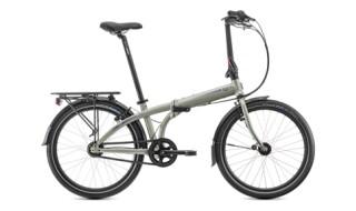 Tern Node D7i Mod.21 gloss cement grey / blue von Just Bikes, 10627 Berlin