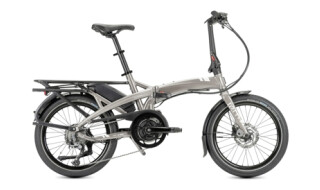 Tern Elektro-Faltrad Vektron Q9 Mod.21 satin metallic silver/silver von Just Bikes, 10627 Berlin