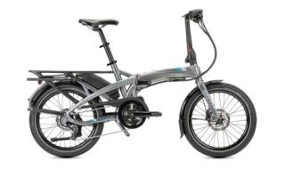 Tern Elektro-Faltrad Vektron P7i Mod.21 satin gunmetal/grey von Just Bikes, 10627 Berlin