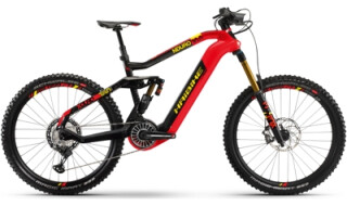 Haibike Xduro Nduro 10.0 von Rad+Tat Fahrradhandel GmbH, 59174 Kamen