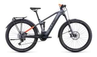 Cube Stereo Hybrid 120 Pro 625 Allroad, flashgrey´n´orange von Bike Service Gruber, 83527 Haag in OB