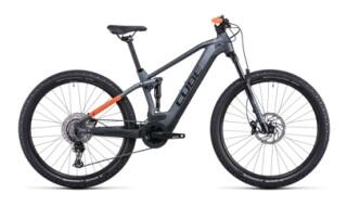 Cube Stereo Hybrid 120 Pro 625, 27,5 Zoll, flashgrey´n´orange von Bike Service Gruber, 83527 Haag in OB