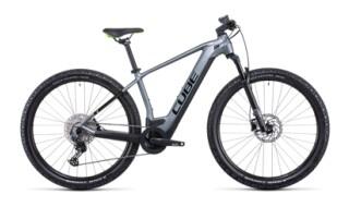 Cube Reaction Hybrid Pro 625, flashgrey´n´green von Bike Service Gruber, 83527 Haag in OB