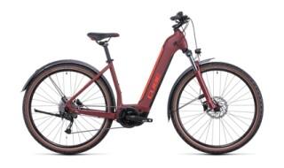Cube Nuride Hybrid Performance darkred n red von Schulz GmbH, 77955 Ettenheim