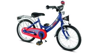 Puky ZL 12 Capt´n Sharky, 12 Zoll Kinder-Fahrrad mit Alu-Rahmen und Rücktrittbremse von Henco GmbH & Co. KG, 26655 Westerstede