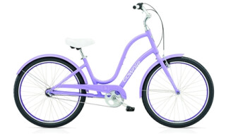 Electra Bicycle Townie original 3i lilac von PLANET OF BIKES GmbH, 45127 Essen