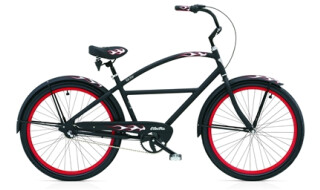 Electra Bicycle RatRod 3i matte black gent von PLANET OF BIKES GmbH, 45127 Essen