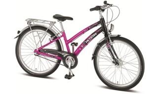"Puky Skyride 24"" 7 Gg Trapez pink-sw von Drahtesel, 48143 Münster"