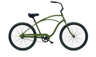 Electra Bicycle Cruiser 1 matte khaki men´s von PLANET OF BIKES GmbH, 45127 Essen
