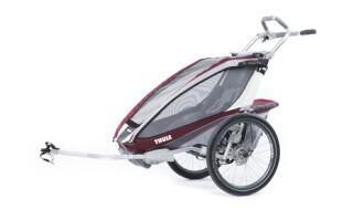 Thule Chariot CX 1 Einsitzer von Radl-Stadl, 87700 Memmingen