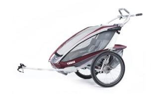 Thule Chariot CX 2 Zweisitzer von Radl-Stadl, 87700 Memmingen