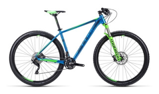 Cube LTD Race 27,5 blue n green von Radsport Ilg OHG, 73479 Ellwangen