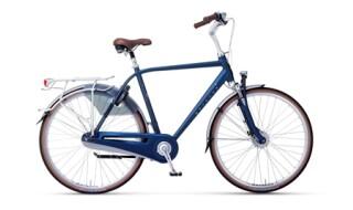 Batavus Monaco, Herren, Regatta-Blue matt von Bike & Co Hobbymarkt Georg Müller e.K., 26624 Südbrookmerland