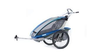 Thule Chariot Kinderanhänger Thule Chariot CX 2 von Räderwerk GmbH, 10967 Berlin