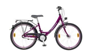 Green's Robin, Mädchen-Fahrrad mit 3-Gang-Nabenschaltung und Rücktrittbremse von Henco GmbH & Co. KG, 26655 Westerstede