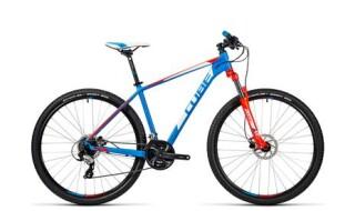 """Cube Aim Pro 29"""" blue-flashred von Fahrrad Imle, 74321 Bietigheim-Bissingen"""