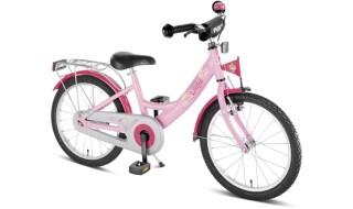 Puky ZL 16-1 Alu, Lillifee, 16 Zoll Kinder-Fahrrad mit Alu-Rahmen und Rücktrittbremse. von Henco GmbH & Co. KG, 26655 Westerstede