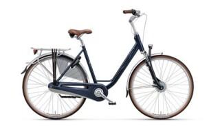 Batavus Monaco, Damen, Regatta-Blue matt von Bike & Co Hobbymarkt Georg Müller e.K., 26624 Südbrookmerland