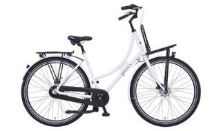 Green's YORK, Retro-bike mit Frontträger, 7-Gang mit Rücktrittbremse. von Henco GmbH & Co. KG, 26655 Westerstede