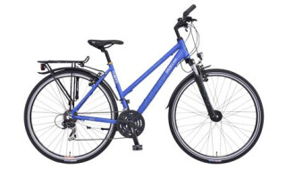 Green's Dundee, Damenrad mit 21 Gang Shimano Kettenschaltung, Nabendynamo, 15 Lux LED von Henco GmbH & Co. KG, 26655 Westerstede